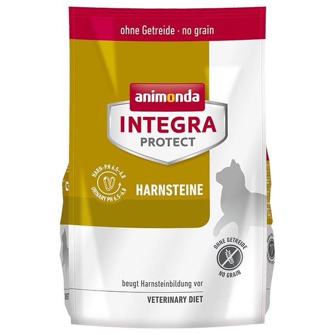 ANIMONDA INTEGRA Protect Harnsteine worki suche 1,2 kg