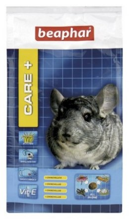 BEAPHAR CARE+ CHINCHILLA 250G - karma dla szynszyli