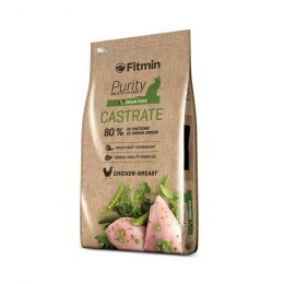 FITMIN cat Purity castrate 1,5kg