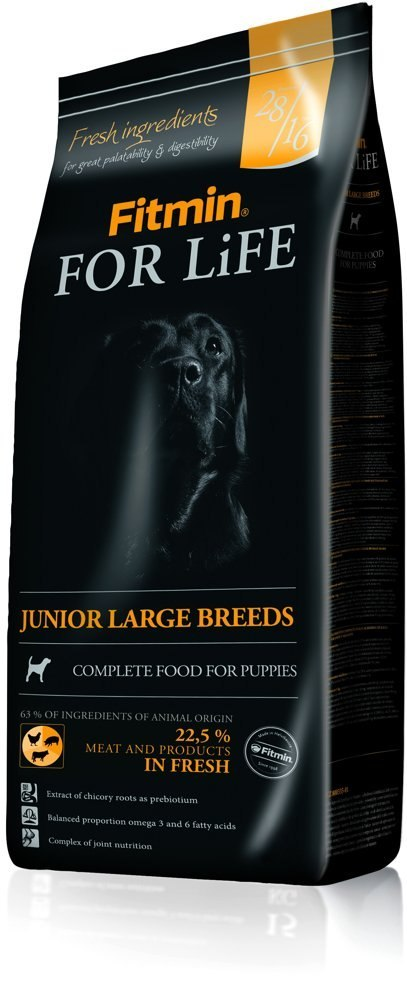 FITMIN dog For Life junior large breed 3kg