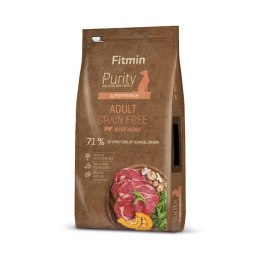 FITMIN dog Purity GF Adult Beef 12kg