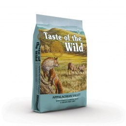 TASTE of the WILD Appalachian Valley 12,2 kg