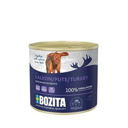 BOZITA Paté Turkey 625g