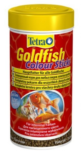TETRA Goldfish Colour Sticks 250 ml [T199071]