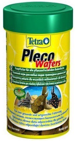 TETRA Pleco Veggie Wafers 100 ml [T198951]