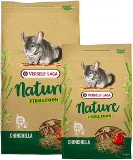 VERSELE LAGA Chinchilla Nature Fibrefood 2,75kg - LIGHT/SENSITIVE dla szynszyli [461432]