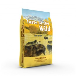 TASTE of the WILD High Prairie 5,6 kg