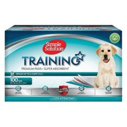 SIMPLE SOLUTION PUPPY TRAINING PADS - MATY TRENINGOWE 55x56 100szt