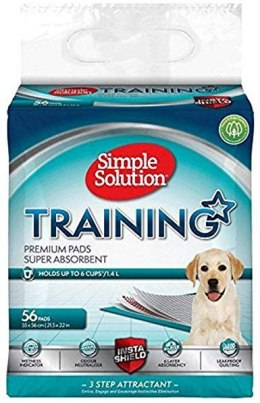SIMPLE SOLUTION PUPPY TRAINING PADS - MATY TRENINGOWE 55x56 56szt