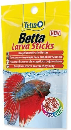 TETRA Betta Larva Sticks 5 g [T259317]