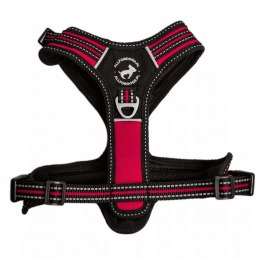 ALL FOR DOGS Szelki 3x-Sport Czerwone S