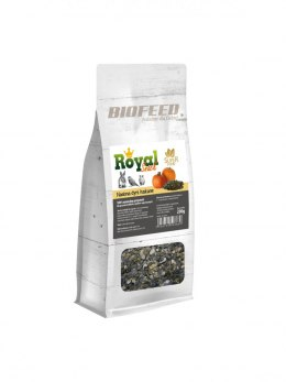 BIOFEED Royal Snack SuperFood - łuskane nasiona dyni 200g