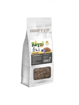 BIOFEED Royal Snack SuperFood - siemię lniane 250g