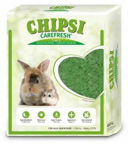 CHIPSI Carefresh Forest Green 60L, 4kg