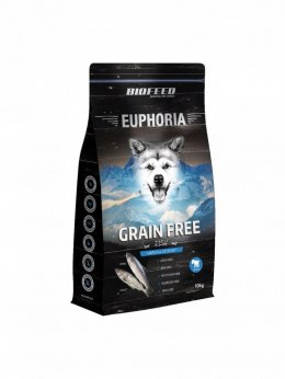 BIOFEED Euphoria Junior Dog GRAIN FREE - Fish 500g